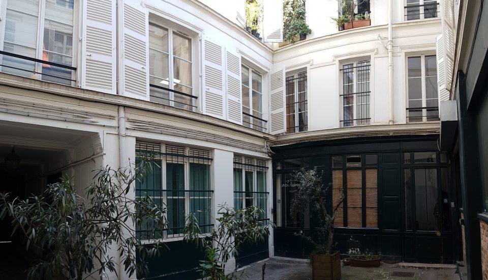 Fin des travaux rue de Paradis à Paris !
