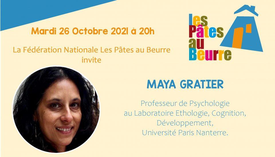Conférence dans le cadre des Journées Nationales Les Pâtes au Beurre : Mardi 26 Octobre à Nantes